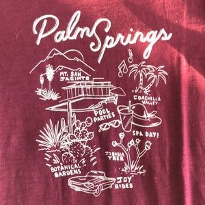 Old Navy Tops - Palm Springs t-shirt